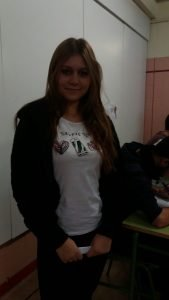 Ana María (4°B)