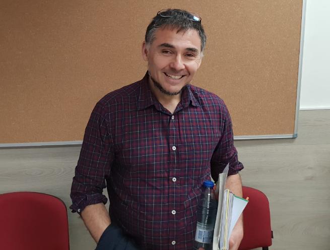 Entrevista a Jorge, profesor de filosofía