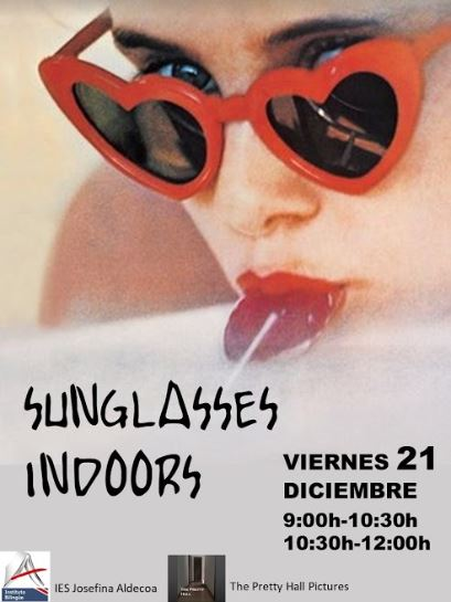 Concierto Sunglasses Indoors