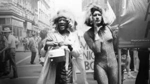 Marsha P. Johnson y Syvia Rivera