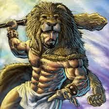 Hércules, uno de los mayores héroes de la mitología griega